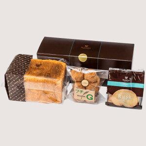 デニッシュ食パン ボローニャ ラスク&デニッシュ2000円ギフトセット 誕生日プレゼント メッセージ 出産内祝 父の日