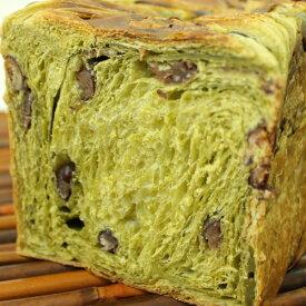 京都祇園ボロニヤはんなり濃い抹茶あずきデニッシュ1斤