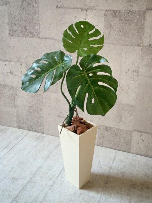 モンステラ70cm【送料無料】【smtb-s】【造花】【人工観葉植物】【光触媒】