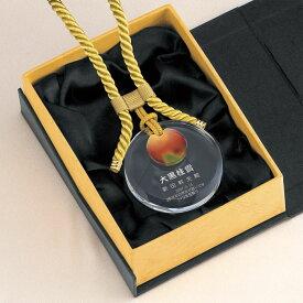 名入れ刻印が出来る世界で1つのオーダーメイドの贈り物 オンリーワンメダル(クリスタル) 父 お父さん 還暦祝い 60歳 誕生日 記念日【退職祝い 還暦 古希 喜寿 米寿 緑寿 66歳】 プレゼント