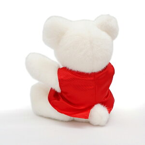 赤いちゃんちゃんこの還暦テディベアセット<ベビーリングペンダント(エンジェル)>【還暦祝いプレゼント母女性誕生石】