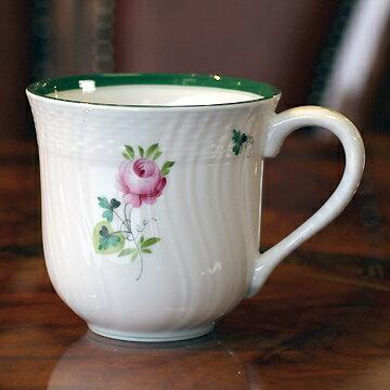 ヘレンド(Herend) ウィーンのバラ マグカップ No1729 #hrd004366