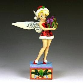 ENESCO エネスコ ディズニーコレクション ティンカーベル(クリスマスプレゼント)#4041808 #ens009048