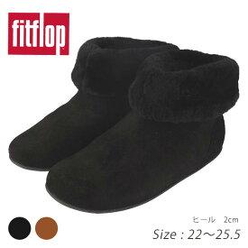 fitflop フィットフロップ O33 MUKLUK SHORTY 2 BOOTS 裏ボア2WAYブーツ ブラック   カジュアル 送料無料 アウトレット