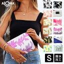 【S】アロハコレクション/Aloha Collection Printed Pouch S 撥水ポーチ Sサイズ【送料無料】[ハワイ発 スプラッシュウォータープルー…