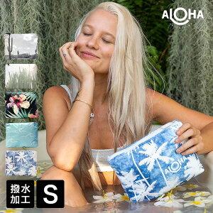 【S】アロハコレクション/Aloha Collection Transfer Pouch S 撥水ポーチ Sサイズ【送料無料】[ハワイ発 スプラッシュウォータープルーフ 水着入れ ウェットケース ビーチ プール 軽い 便利 コンパク