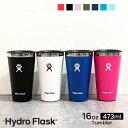 ハイドロフラスク/Hydro Flask 16ozTumbler タンブラー(473ml)【送料無料】[16オンス タンブラー マグボトル マイボトル ドリンクボ…