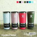 ハイドロフラスク/Hydro Flask 22ozTumbler タンブラー(650ml)【送料無料】[22オンス タンブラー マグボトル マイボ…
