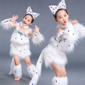 ハロウィン 衣装 子供 猫 コスプレ 6点セット 変装 なりきり 動物 コスプレ衣装 キャラクター コスプレ ハロウイン 子供 コスプレ衣装