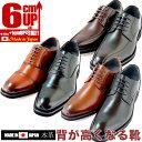 シークレットシューズ 革靴 6cmアップ 日本製 6cm背が高くなるシークレットシューズ 本革 日本製 シークレットビジネスシューズ インヒールシューズ ビジネス、学生にもオススメ!