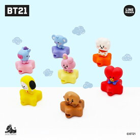 BT21 公式グッズ【ケーブルマスコット】 cable mascot ケーブルバイト