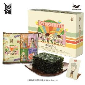 【予約販売】TinyTAN 公式グッズ【TinyTANGIM_Dynamite】のり 韓国のり 韓国食品 【お一人様 4個限り】