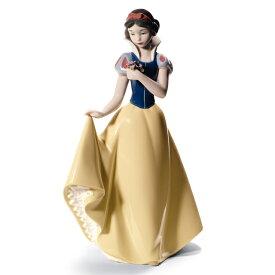 【送料無料※一部地域除く】NAO リヤドロ社ディズニー 白雪姫