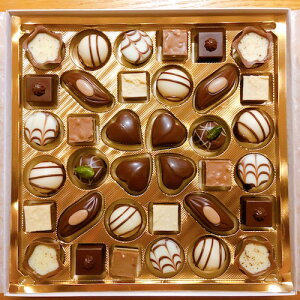 【12月上旬入荷予定】36粒リンツ ミニプラリネ180gアソート チョコレート食品
