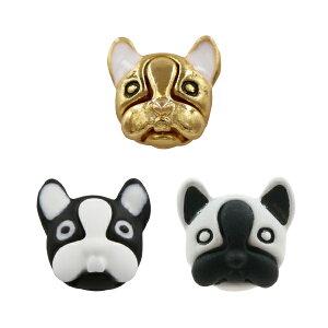 ボンネイル ジェルネイル パーツ ジュエリー 犬 DOG ワンポイント@Bonnailパーツ ワンコ2 _a0541
