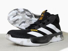18.0cm〜!ミニバスに!adidas(アディダス) ジュニア バスケットシューズ pro next k プロネクスト 19FA [F97305] 【バスケットボール】バスケットボールシューズ バッシュ バスケットシューズ アディダス ミニバス 子供用 キッズ用