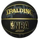 SPALDING(スポルディング) バスケットボール 5号球(ブラック×ゴールド)[83-362J] 【バスケットボール用品】バスケットボール 5号