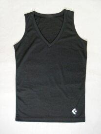 CONVERSE(コンバース) レディスインナーシャツ(ブラック)[CB351703-1900]