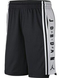 【返品交換不可】NIKE(ナイキ) ジョーダン バスケットボール ショーツ(ブラック×ホワイト)[BQ8392-010] 【バスケットボール】バスケットボールパンツ バスパン プラクティスパンツ プラパン バスケットショーツ プラクティスショーツ