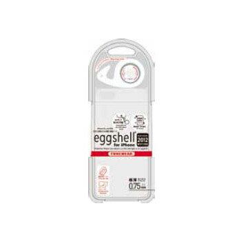 チューンウェア/TUNEWEAR【正規代理店品】eggshell for iPhone 2012 クリア(iPhone 5)ハードケース【TUN-PH-000135】4512223661853