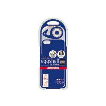 チューンウェア/TUNEWEAR【正規代理店品】eggshell for iPhone 2012 ネイビー(iPhone 5)ハードケース【TUN-PH-000139】4512223661891