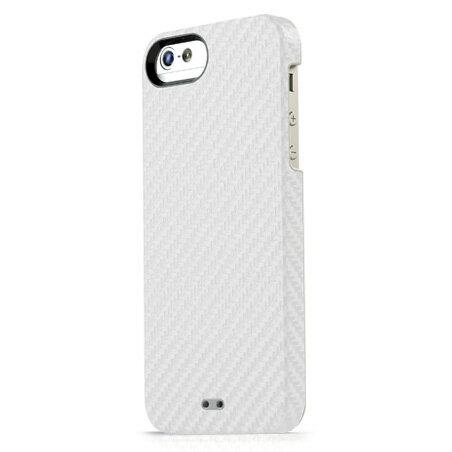 チューンウェア/TUNEWEAR【正規代理店品】CarbonLook for iPhone 2012 ホワイト(iPhone 5)ハードケース【TUN-PH-000168】4512223662188
