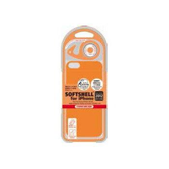 チューンウェア/TUNEWEAR【正規代理店品】SOFTSHELL for iPhone 2012 オレンジ(iPhone 5)TPUケース【TUN-PH-000146】4512223661969