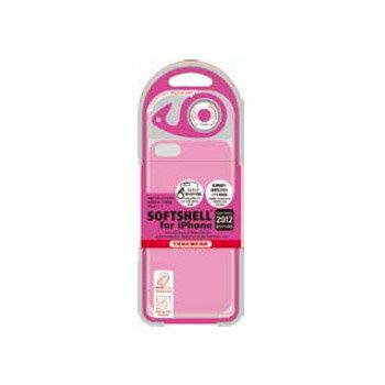 チューンウェア/TUNEWEAR【正規代理店品】SOFTSHELL for iPhone 2012 ピンク(iPhone 5)TPUケース【TUN-PH-000144】4512223661945