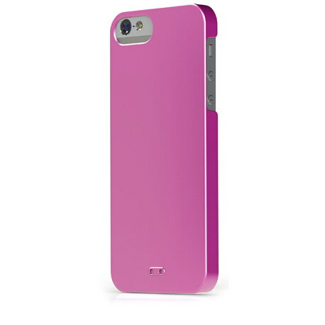 iPhone5用ケース【アウトレット品】eggshell pearl for iPhone5 パールピンクハードケース