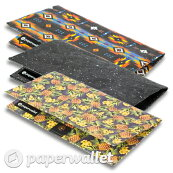 PaperwalletペーパーウォレットClutchwalllet長財布
