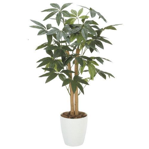 光の楽園 パキラ 90観葉植物 光触媒人工植物W48×D48×H90cm