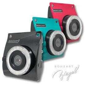 BONZART ZIEGEL ボンザート ツィーゲル(ツイーゲル) トイカメラ デジタルカメラ 1800万画素