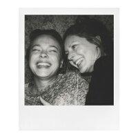 B&WFilmfor600PolaroidOriginalsポラロイドi-type/600カメラ用白黒フィルム8枚撮り