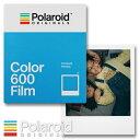 Polaroid Originals Color Film for 600 ポラロイド i-type / 600カメラ用 カラーフィルム
