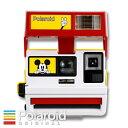 Polaroid 600 BOX Camera Limited Edition for Mickey's 90th ポラロイド ボックス型600カメラ ミッキーマウス生誕90…