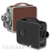 Fragment8フラグメントエイトEffectLensSet8mmフィルム風ムービーカメラトイカメラレトロカメラGIFアニメ