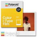 Polaroid Originals Color Film for i-Type ポラロイド i-typeカメラ用 カラーフィルム