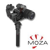 MOZAAirCrossミラーレスカメラ用ハンドヘルドジンバル3軸スタビライザー最大耐荷重1.8kg