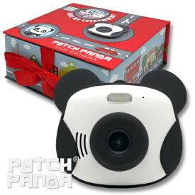 patch PANDA KIDS CAMERA 1200万画素 パッチパンダ キッズカメラ 子供用カメラ インカメラ付き 子供用 キッズ デジタルカメラ カメラ キッズカメラ クリスマスプレゼント おもちゃ クリスマス 女の子 ラッピング