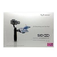 WeeviewSID3DCamera3DCINEMETICKIT3Dカメラ+電動3軸ジンバル