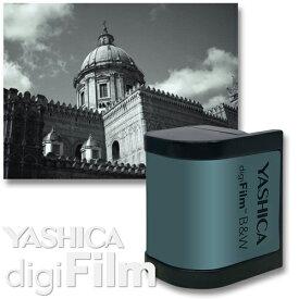 YASHICA digiFilm B&W ヤシカ デジフィルム モノクロ