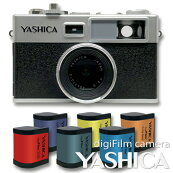 YASHICAdigiFilmcameraY35digiFilm6本付きFULLセット