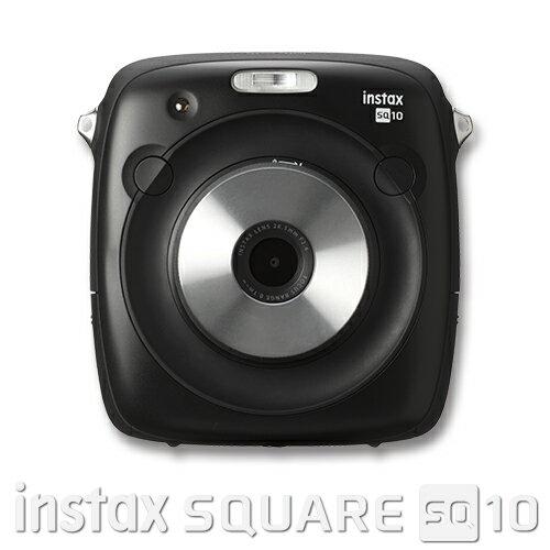 チェキ スクエアinstax SQUARE SQ 10 ハイブリッドインスタントカメラチェキカメラ スクエアフォーマット マイクロSDカード
