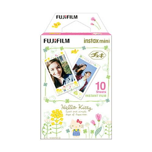チェキ フィルム絵柄入りフレームタイプ ハローキティ3instax mini【送料無料/メール便】FUJIFILME フジフィルム KITTY