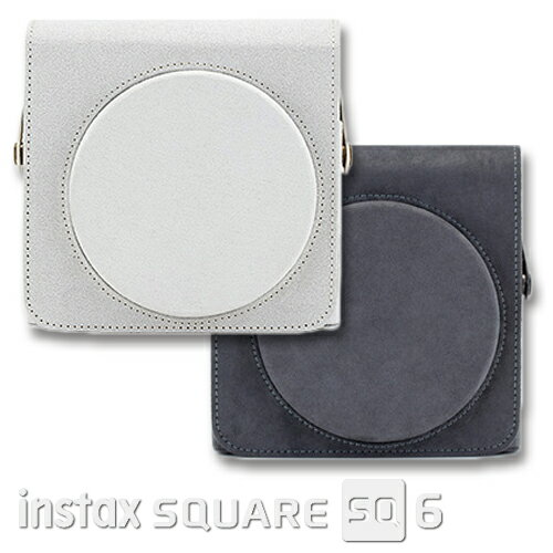 FUJIFILME カメラケース instax SQUARE SQ6 用instax SQUARE SQ6専用速写ケース