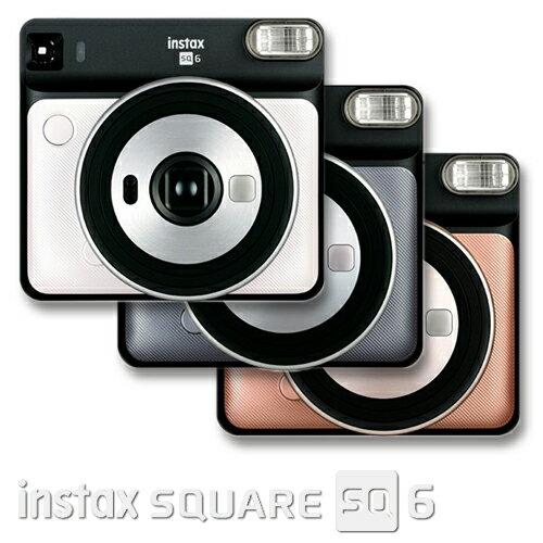 FUJIFILM instax SUQARE SQ6チェキSQUARE用インスタントカメラチェキSQUARE用フィルム10枚付き
