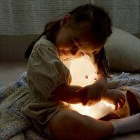くまのおやすみライトSiliconeLightupBearLEDライト