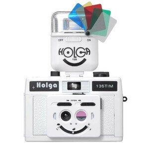 ホルガ/HOLGAHOLGA135TIMパーフェクトセット白【4560255470370】(ストロボ・レリーズ・ミニ三脚同梱)