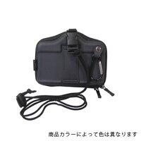 カメラケースMotifeDIGITALCAMERACASEスパンコールセトクラフトコンデジ用カラビナメディアポケット