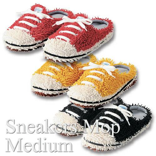 モップ スニーカー型 ミディアムSneakers Mop Medium セトクラフト掃除 新生活 プレゼント